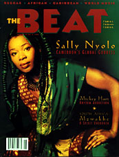 The Beat - Sally Nyolo